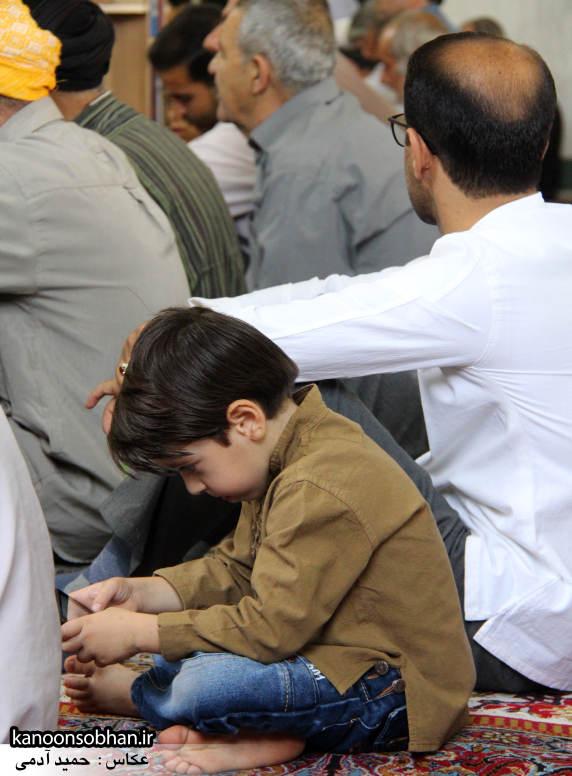 تصاویر سومین نماز جمعه رمضان 95 کوهدشت (25)