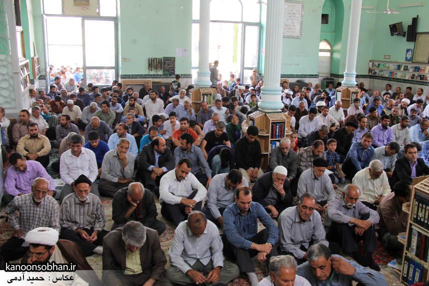 تصاویر سومین نماز جمعه رمضان 95 کوهدشت (26)