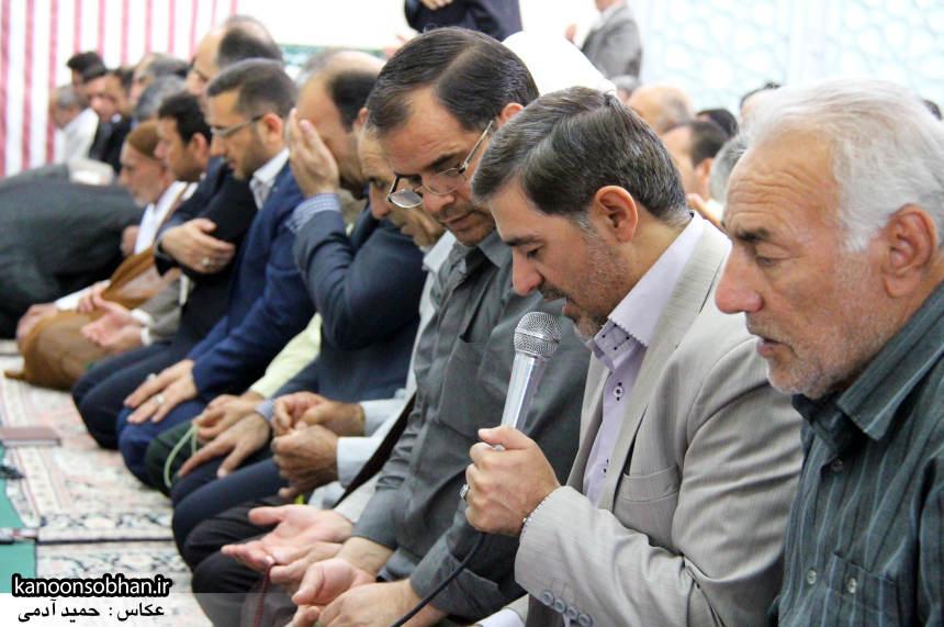 تصاویر سومین نماز جمعه رمضان 95 کوهدشت (33)