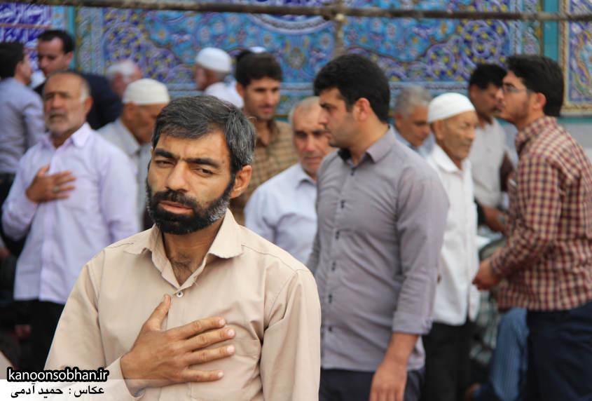 تصاویر سومین نماز جمعه رمضان 95 کوهدشت (34)