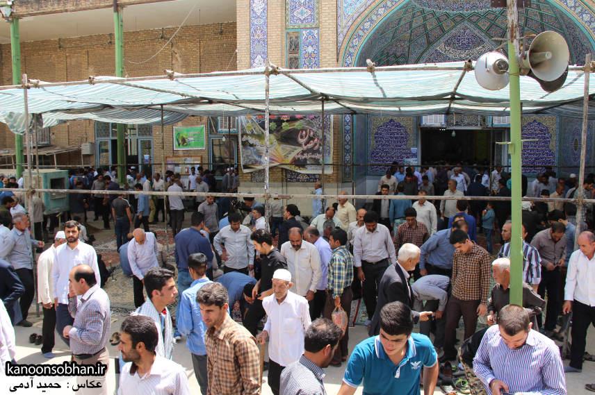 تصاویر سومین نماز جمعه رمضان 95 کوهدشت (35)