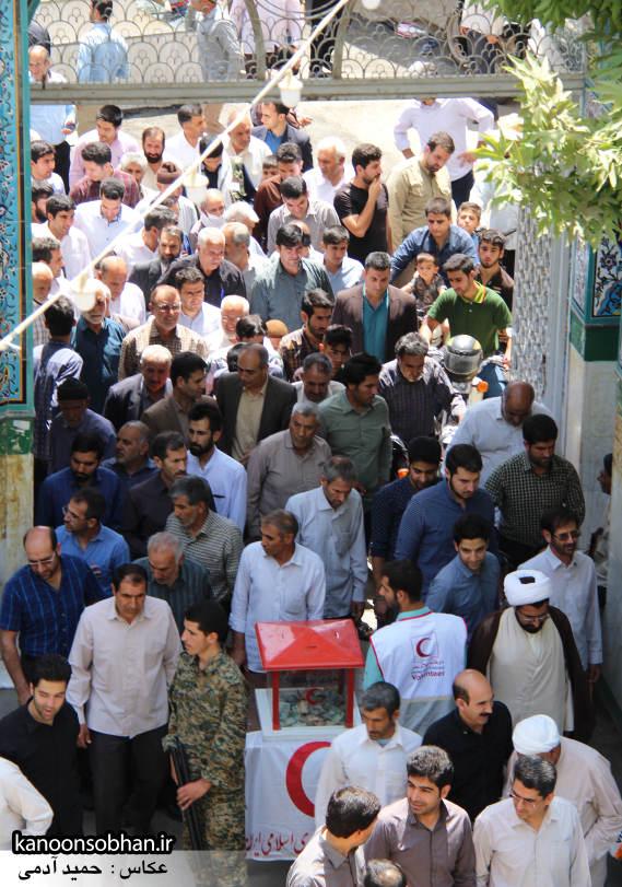 تصاویر سومین نماز جمعه رمضان 95 کوهدشت (36)