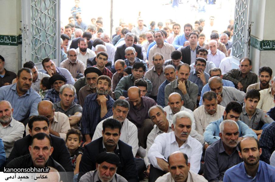 تصاویر سومین نماز جمعه رمضان 95 کوهدشت (9)
