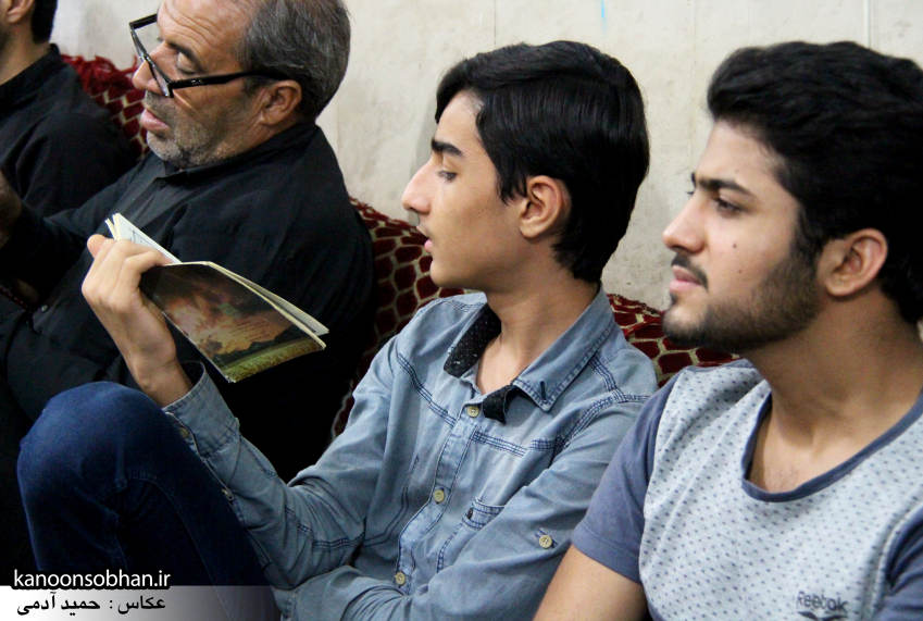 تصاویر شب قدر 19 رمضان 95 مسجد جامع کوهدشت (14)