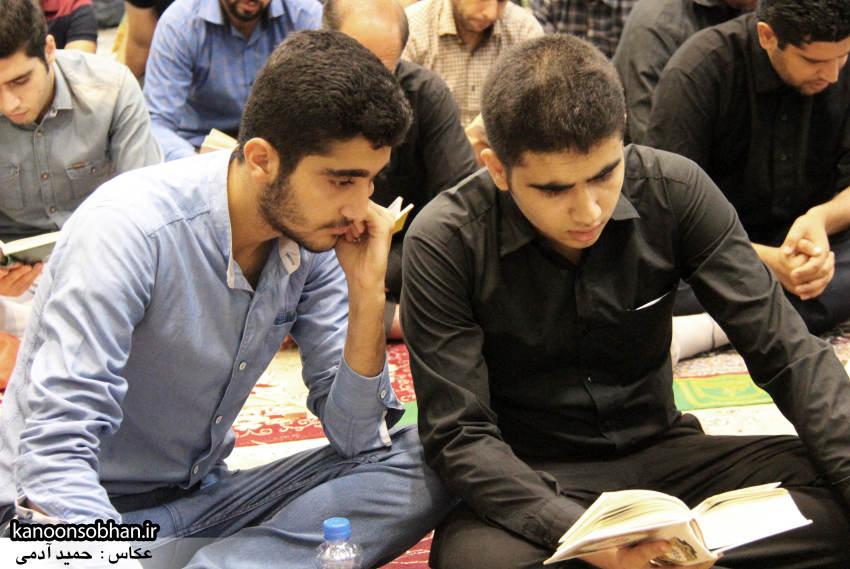 تصاویر شب قدر 19 رمضان 95 مسجد جامع کوهدشت (18)