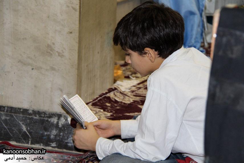 تصاویر مراسم احیاء شب 23 رمضان 95 مسجد جامع کوهدشت (1)