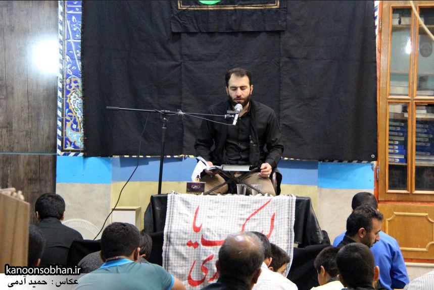تصاویر مراسم احیاء شب 23 رمضان 95 مسجد جامع کوهدشت (12)