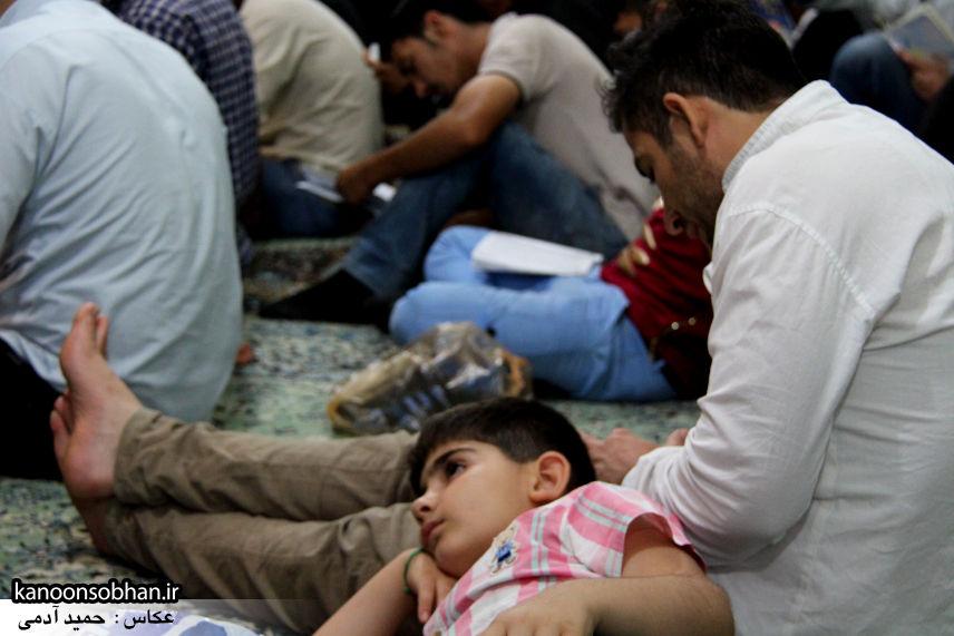 تصاویر مراسم احیاء شب 23 رمضان 95 مسجد جامع کوهدشت (14)