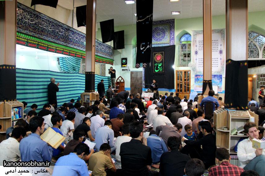 تصاویر مراسم احیاء شب 23 رمضان 95 مسجد جامع کوهدشت (15)