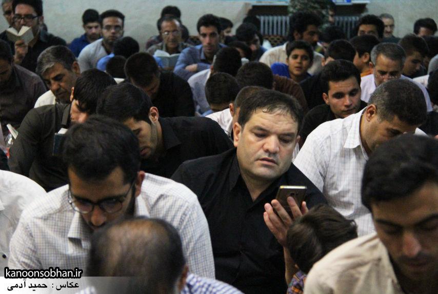 تصاویر مراسم احیاء شب 23 رمضان 95 مسجد جامع کوهدشت (20)