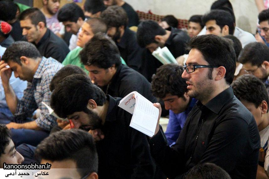 تصاویر مراسم احیاء شب 23 رمضان 95 مسجد جامع کوهدشت (27)
