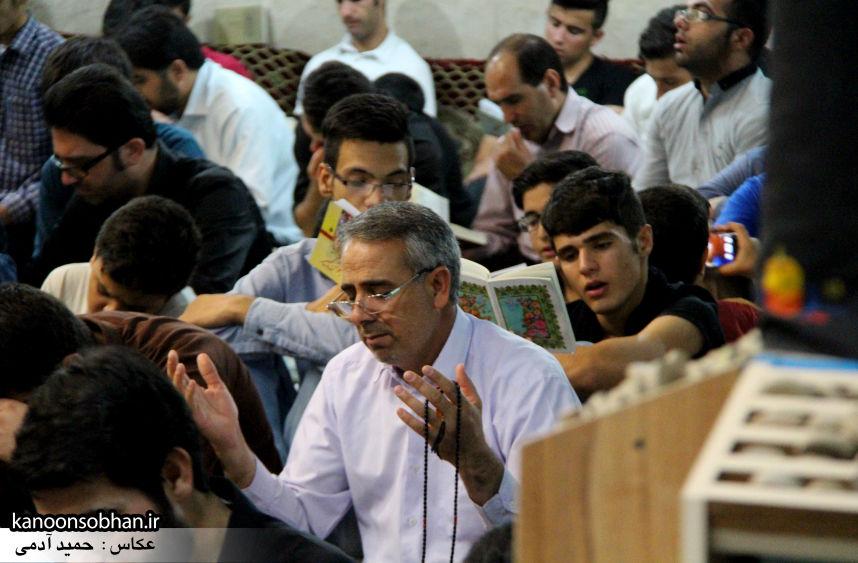 تصاویر مراسم احیاء شب 23 رمضان 95 مسجد جامع کوهدشت (3)