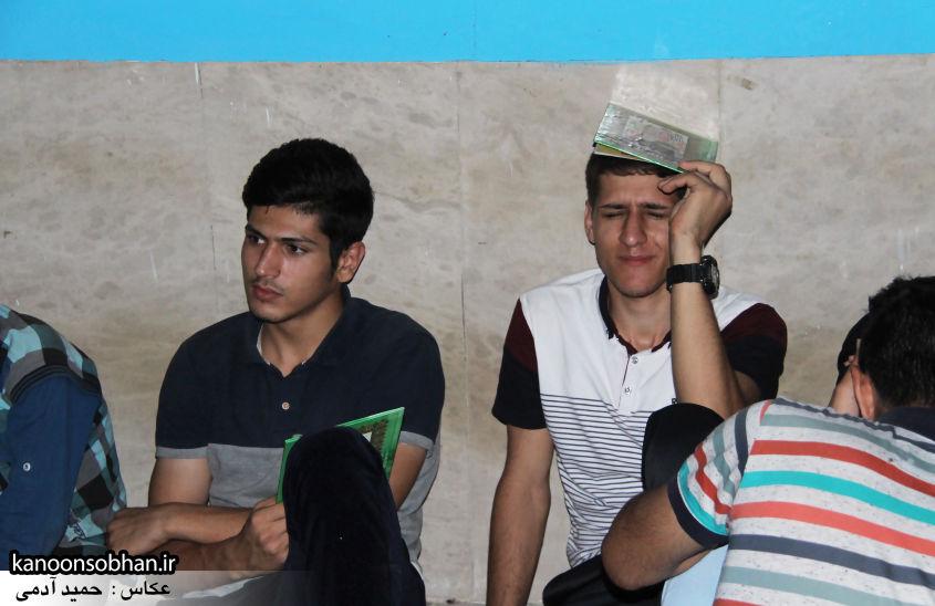 تصاویر مراسم احیاء شب 23 رمضان 95 مسجد جامع کوهدشت (37)
