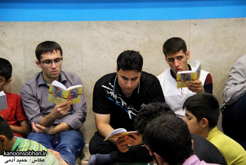 تصاویر مراسم احیاء شب 23 رمضان 95 مسجد جامع کوهدشت (9)