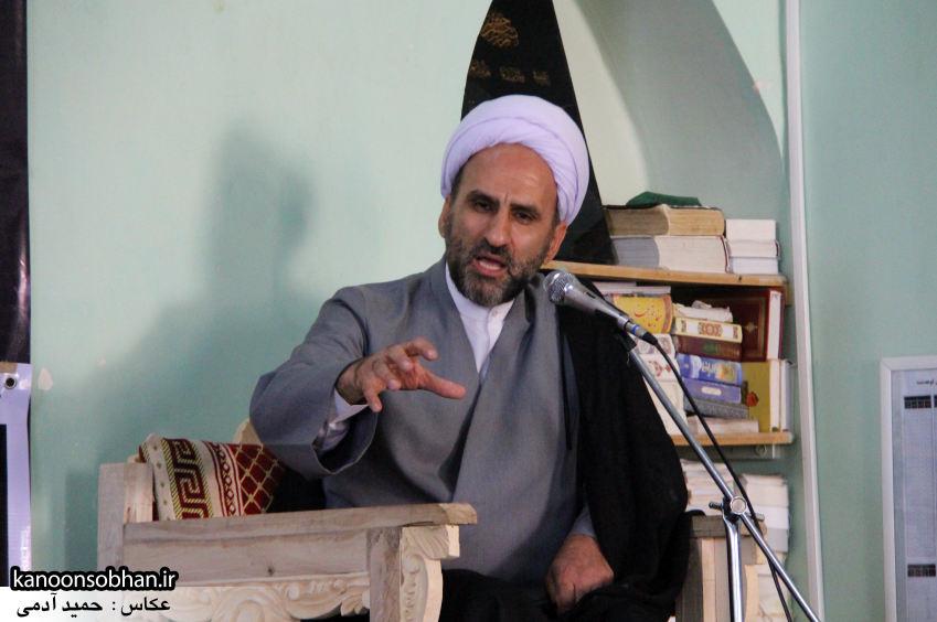 تصاویر مراسم ترحیم «حاج قربانعلی قبادی» خادم القرآن کوهدشتی (25)