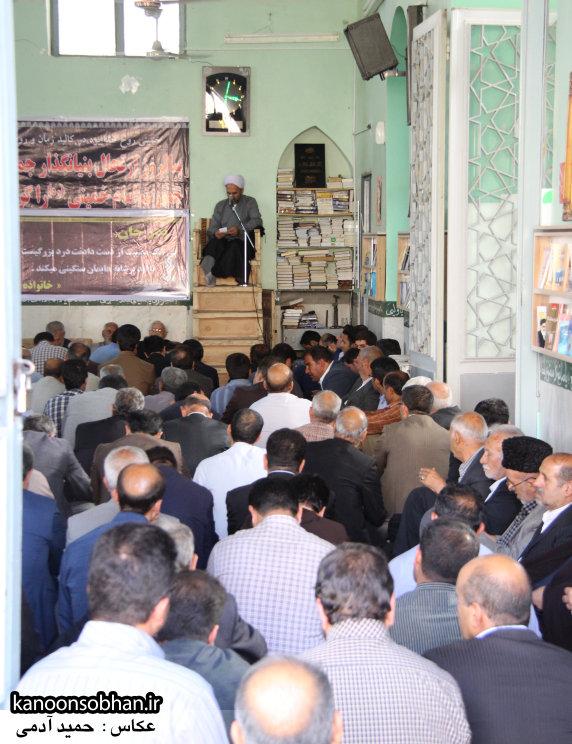تصاویر مراسم ترحیم «حاج قربانعلی قبادی» خادم القرآن کوهدشتی (31)