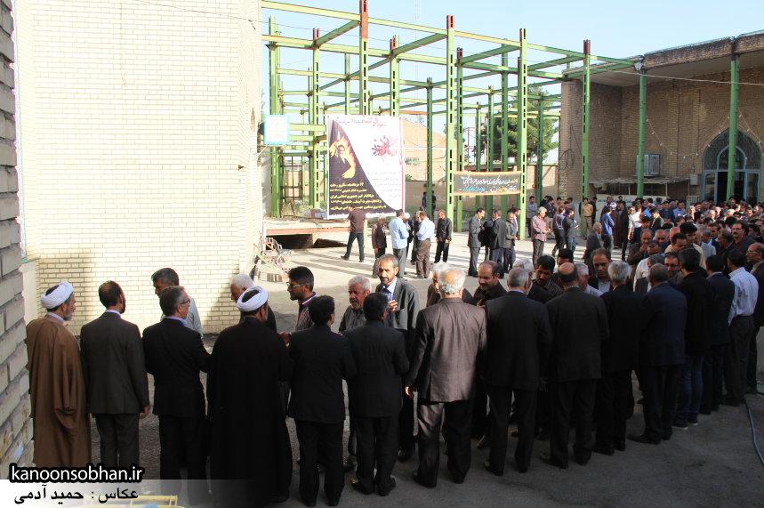 تصاویر مراسم ترحیم «حاج قربانعلی قبادی» خادم القرآن کوهدشتی (41)