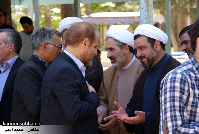 تصاویر مراسم خاکسپاری «حاج قربانعلی قبادی» خادم القرآن کوهدشتی (36)