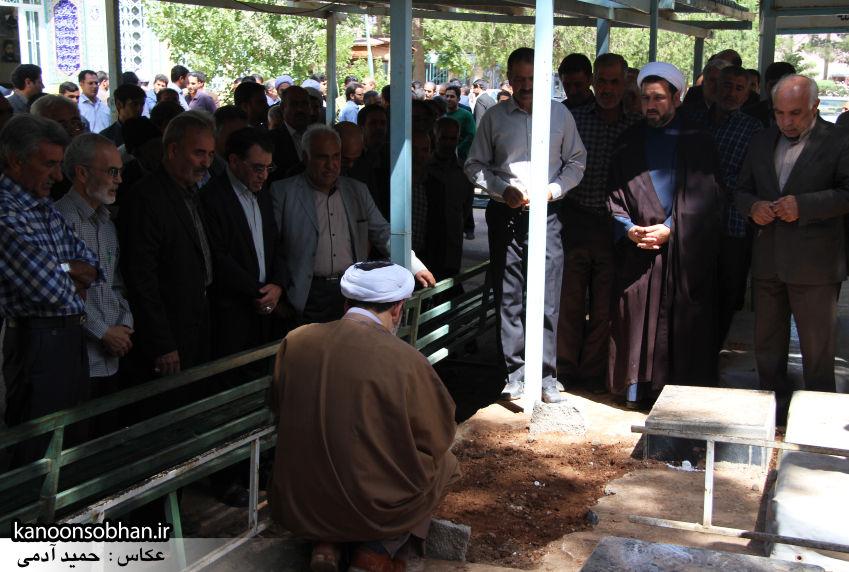 تصاویر مراسم خاکسپاری «حاج قربانعلی قبادی» خادم القرآن کوهدشتی (39)