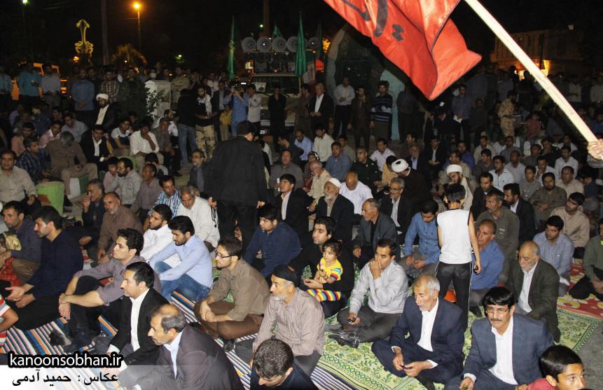 تصاویر مراسم شبی با شهدا و وداع با پیکر شهید والامقام «حاج قدرت الله عبدیان» (10)