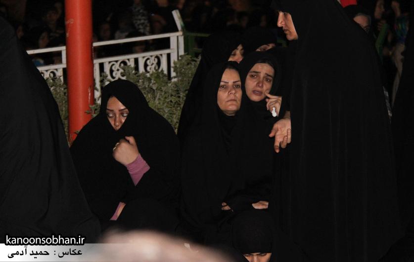 تصاویر مراسم شبی با شهدا و وداع با پیکر شهید والامقام «حاج قدرت الله عبدیان» (13)