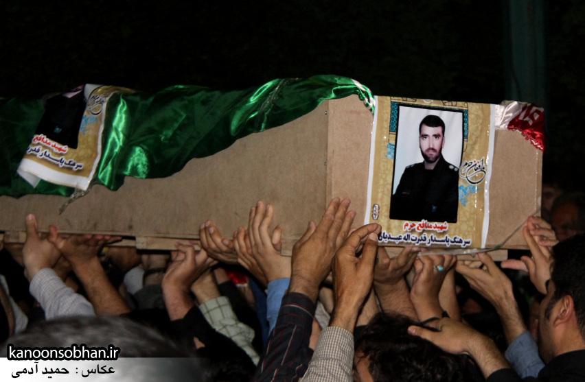 تصاویر مراسم شبی با شهدا و وداع با پیکر شهید والامقام «حاج قدرت الله عبدیان» (24)