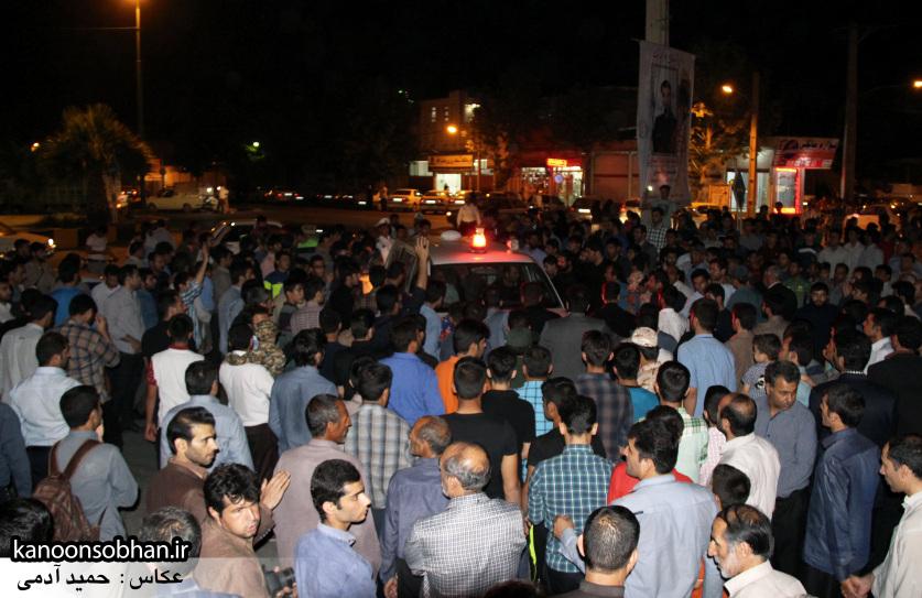تصاویر مراسم شبی با شهدا و وداع با پیکر شهید والامقام «حاج قدرت الله عبدیان» (29)