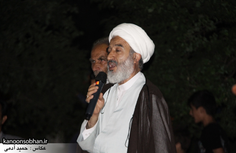 تصاویر مراسم شبی با شهدا و وداع با پیکر شهید والامقام «حاج قدرت الله عبدیان» (3)
