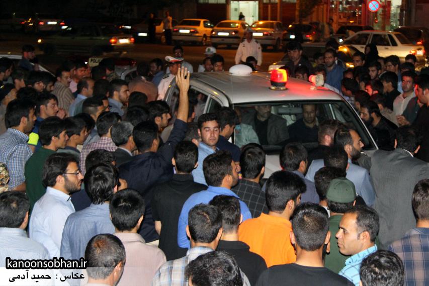 تصاویر مراسم شبی با شهدا و وداع با پیکر شهید والامقام «حاج قدرت الله عبدیان» (30)