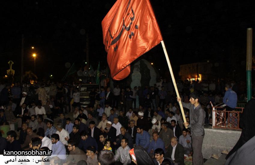 تصاویر مراسم شبی با شهدا و وداع با پیکر شهید والامقام «حاج قدرت الله عبدیان» (8)
