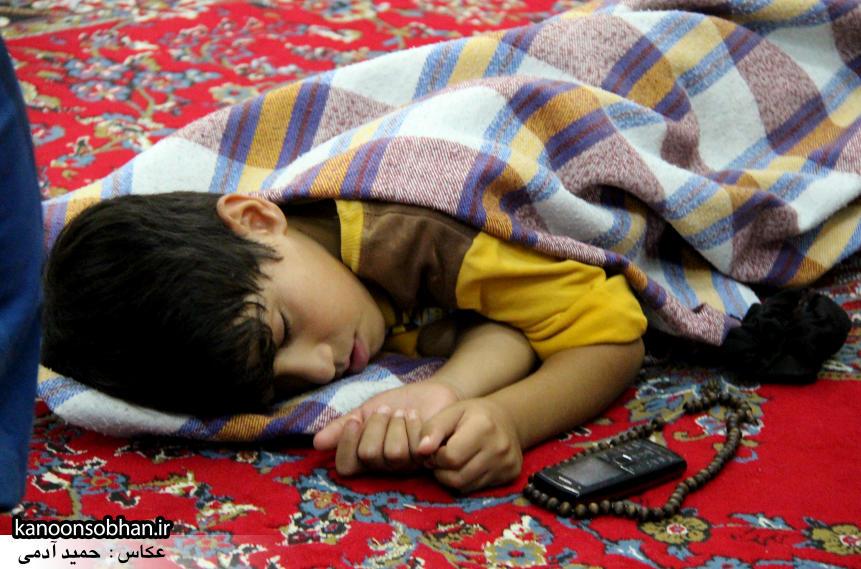 تصاویر مراسم عزاداری و احیاء شب بیست و یکم در کوهدشت لرستان (10)