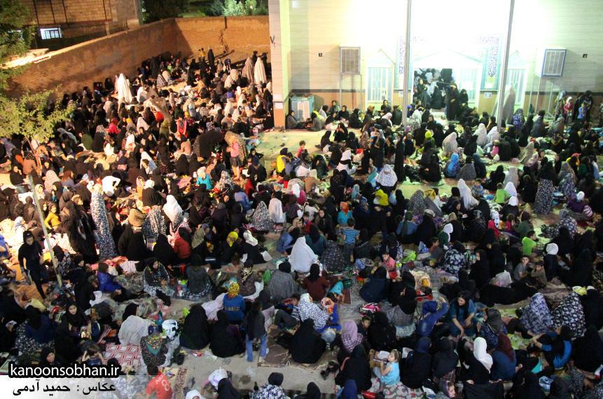 تصاویر مراسم عزاداری و احیاء شب بیست و یکم در کوهدشت لرستان (16)