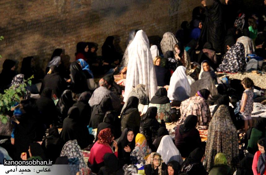 تصاویر مراسم عزاداری و احیاء شب بیست و یکم در کوهدشت لرستان (17)