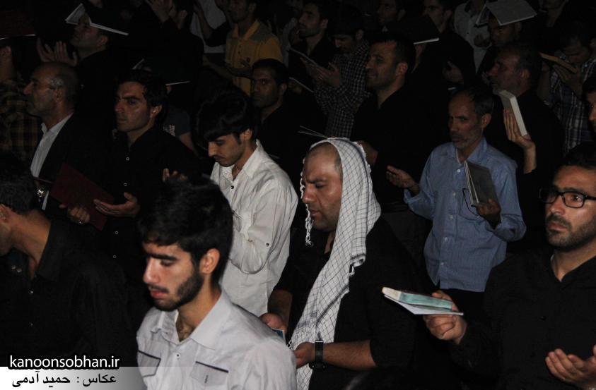 تصاویر مراسم عزاداری و احیاء شب بیست و یکم در کوهدشت لرستان (42)
