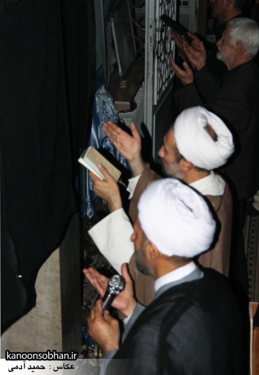 تصاویر مراسم عزاداری و احیاء شب بیست و یکم در کوهدشت لرستان (45)