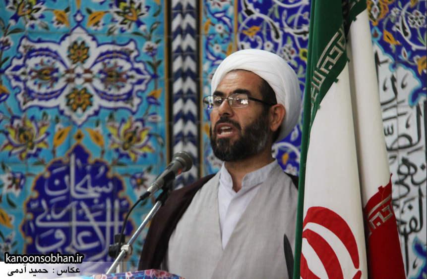 تصاویر نماز جمعه 14 خرداد 95 کوهدشت لرستان (12)