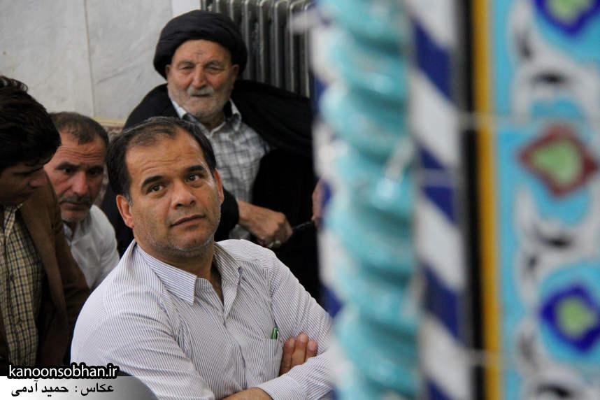 تصاویر نماز جمعه 14 خرداد 95 کوهدشت لرستان (2)