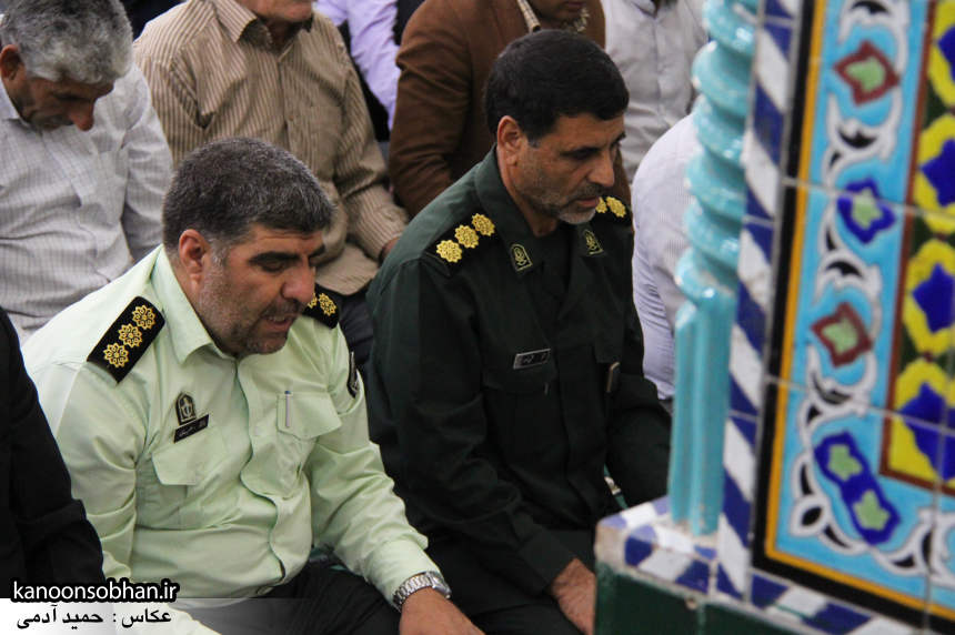 تصاویر نماز جمعه 14 خرداد 95 کوهدشت لرستان (25)