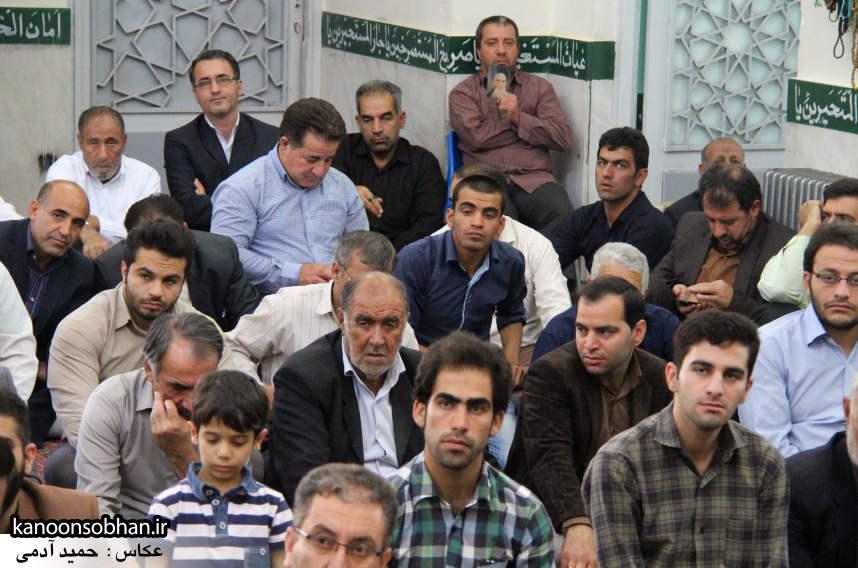 تصاویر نماز جمعه 14 خرداد 95 کوهدشت لرستان (3)