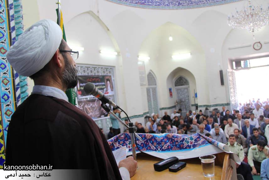 تصاویر نماز جمعه 14 خرداد 95 کوهدشت لرستان (5)