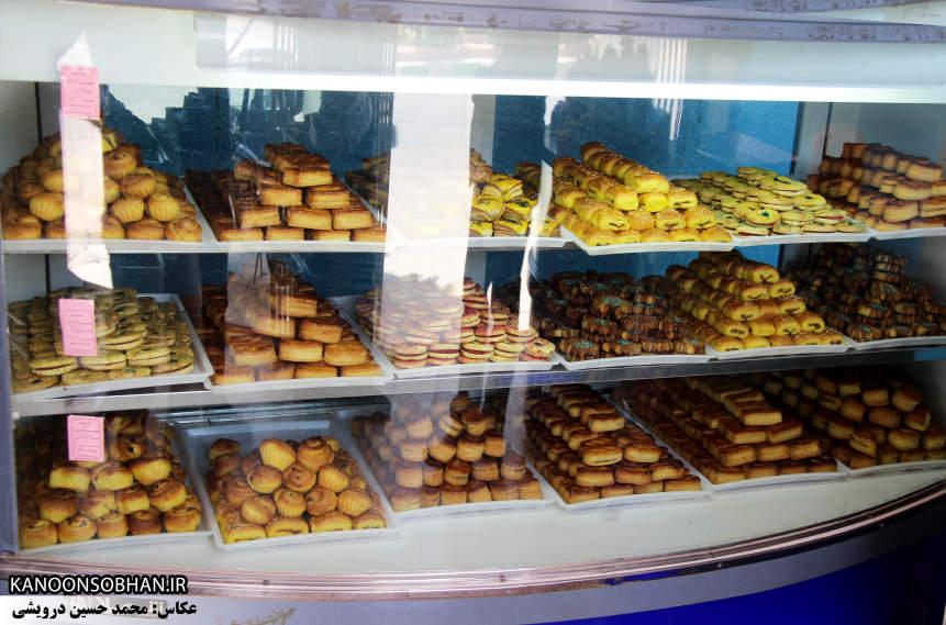 شیرینی سرای الهیه کوهدشت لرستان (3)