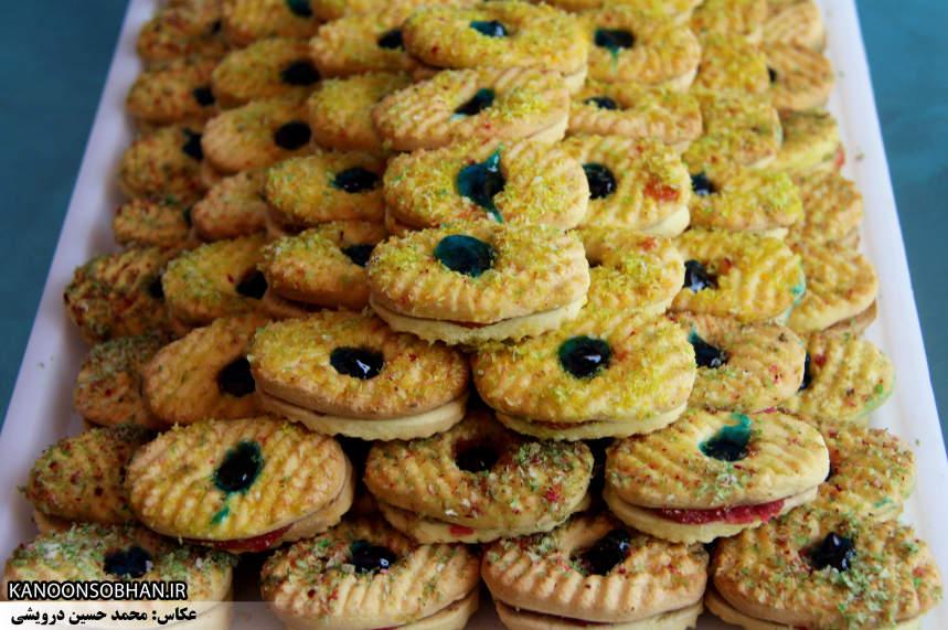 شیرینی سرای الهیه کوهدشت لرستان (4)