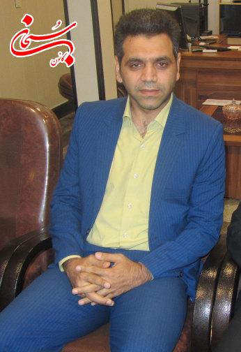 مجید شیراوند اولین مدیر اداره مخابرات شهرستان رومشکان (1)