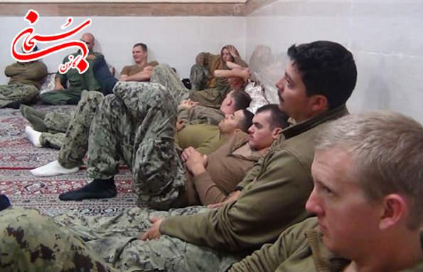 نظاميان آمريکايي در ايران