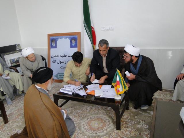 گزارش تصویری اعزام مبلغین به مناطق کوهدشت در ماه مبارک رمضان (6)