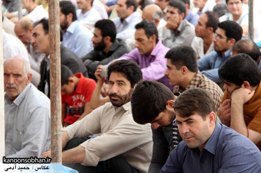 گزارش تصویری اولین نماز جمعه رمضان 95 کوهدشت (1)