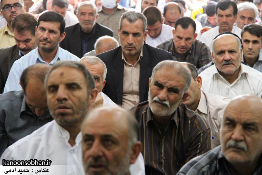 گزارش تصویری اولین نماز جمعه رمضان 95 کوهدشت (10)