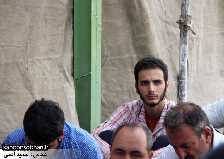 گزارش تصویری اولین نماز جمعه رمضان 95 کوهدشت (13)