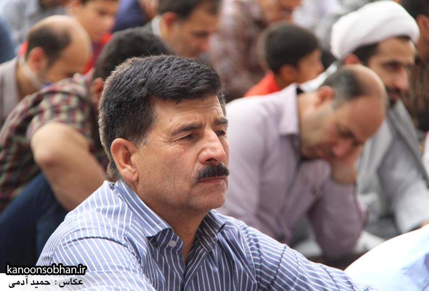 گزارش تصویری اولین نماز جمعه رمضان 95 کوهدشت (14)