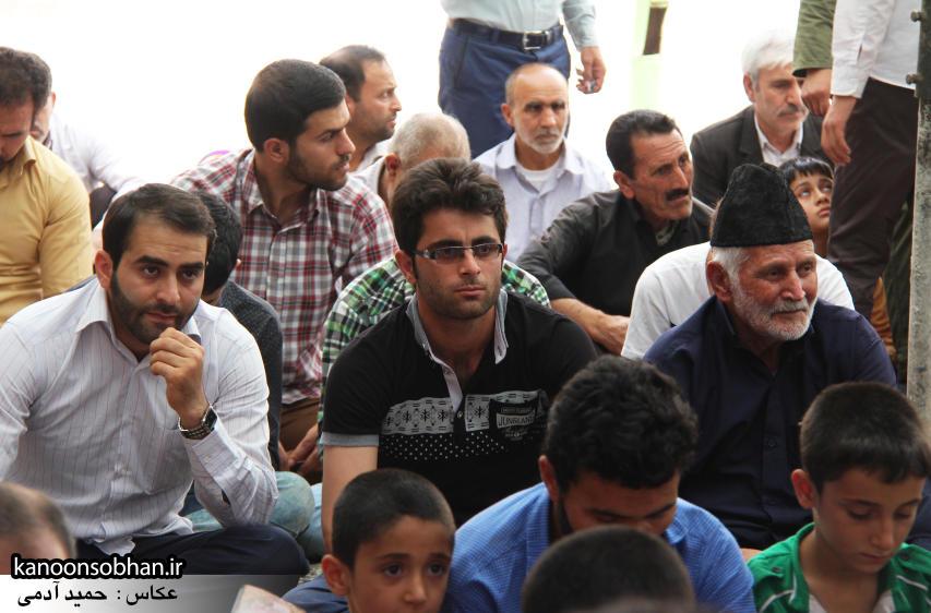 گزارش تصویری اولین نماز جمعه رمضان 95 کوهدشت (15)
